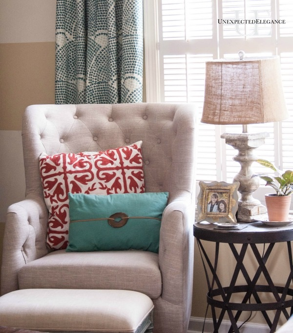 3 inexpensive and easy ways to add spring colors to your home unexpected elegance - Easy ways of adding color to your home without overspending ...