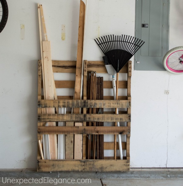 Wood Storage Ideas Garage