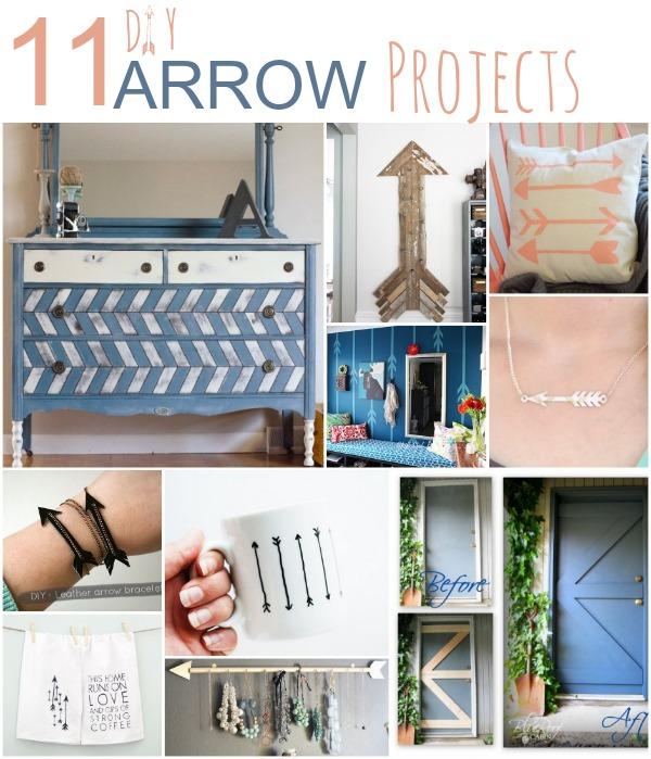 11 DIY Arrow Projects