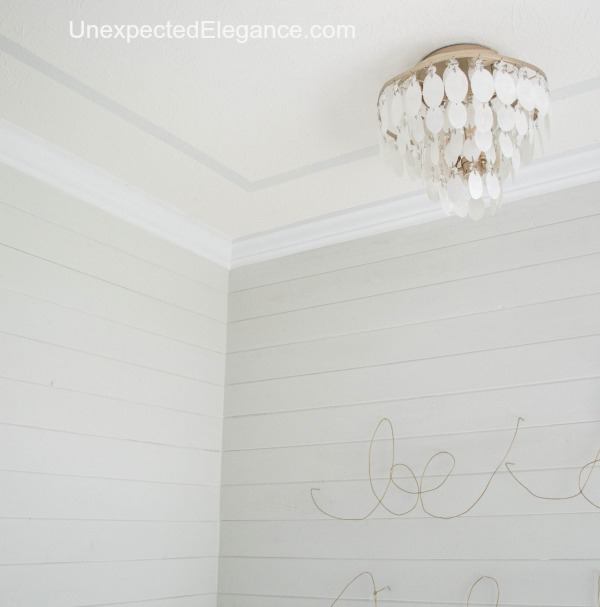 Easily Add Interest to Your Ceiling and Make the Room feel Taller-1-11