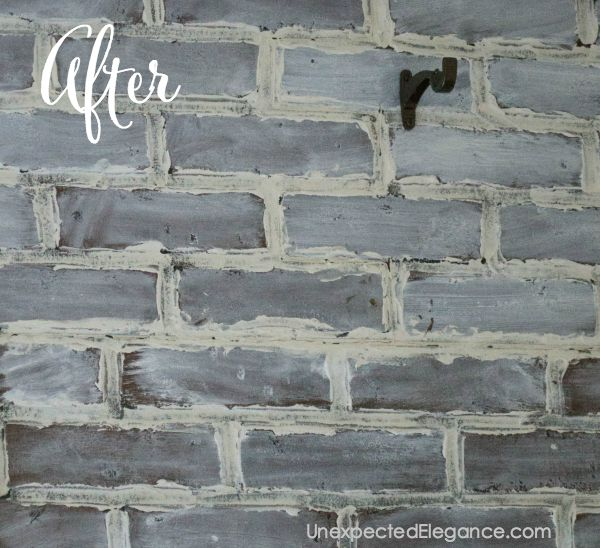 do you have a space that needs a little bit of texture and love the look