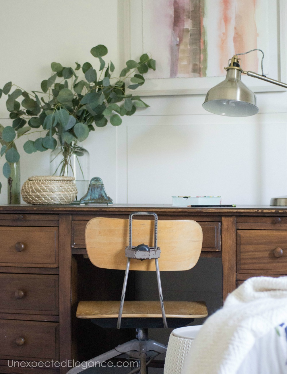 Get 5 ways to makeover ANY space for FREE!