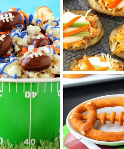 20 Easy Super Bowl Snacks