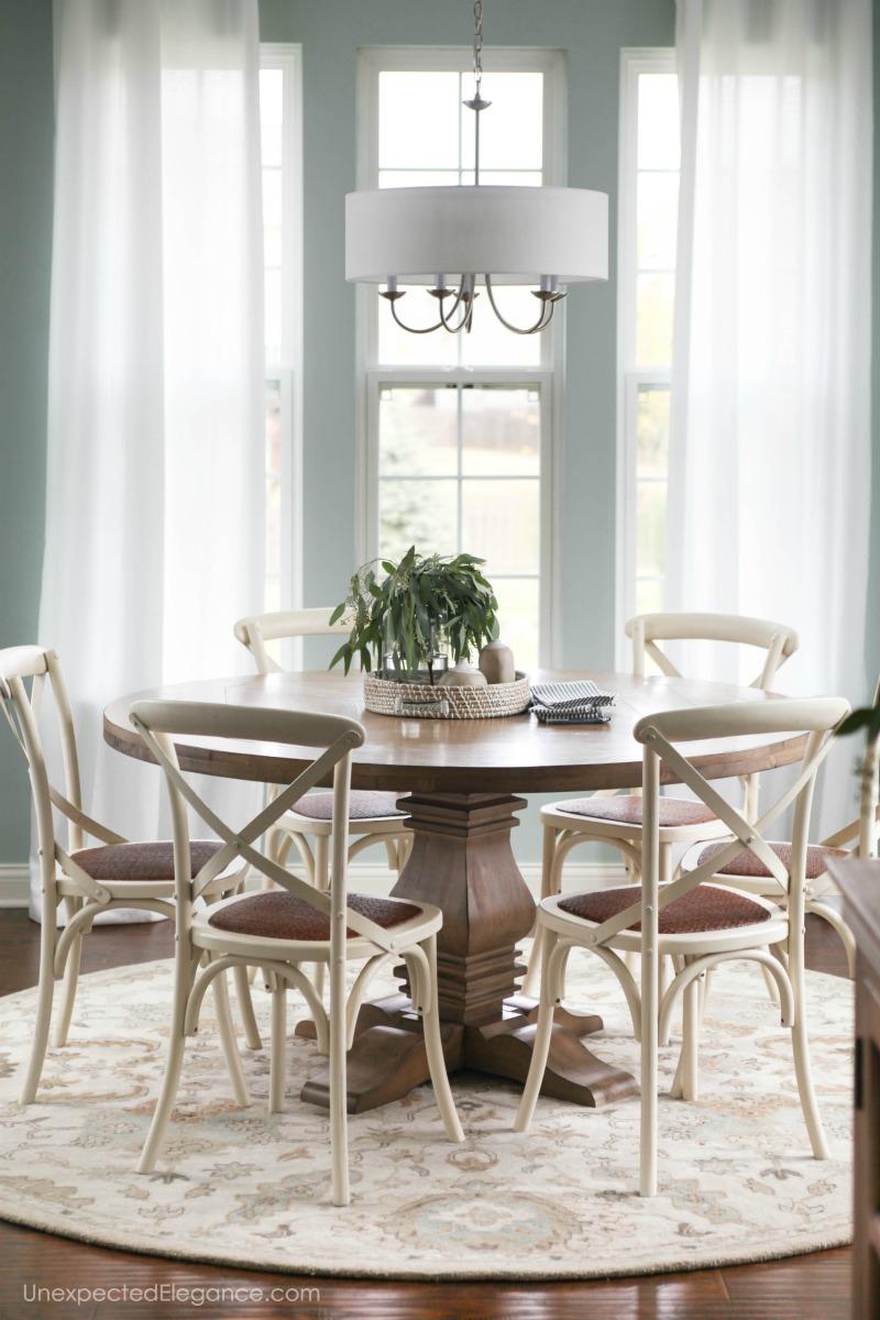 Eat-in kitchen furniture ideas!