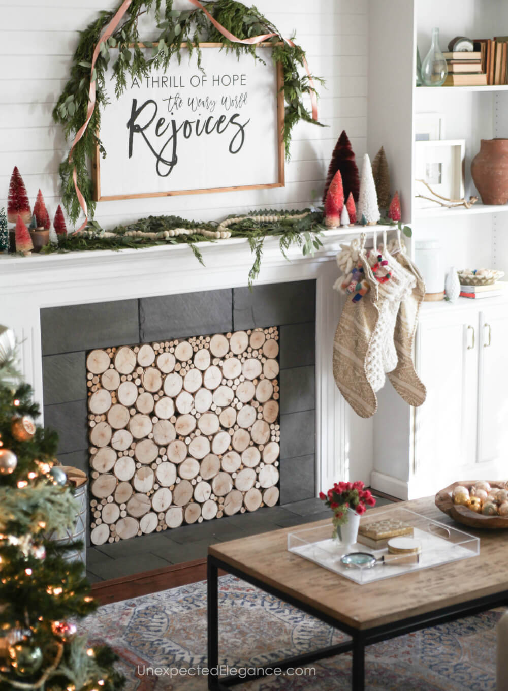 Get some easy ideas to make Christmas a little less stressful this year.