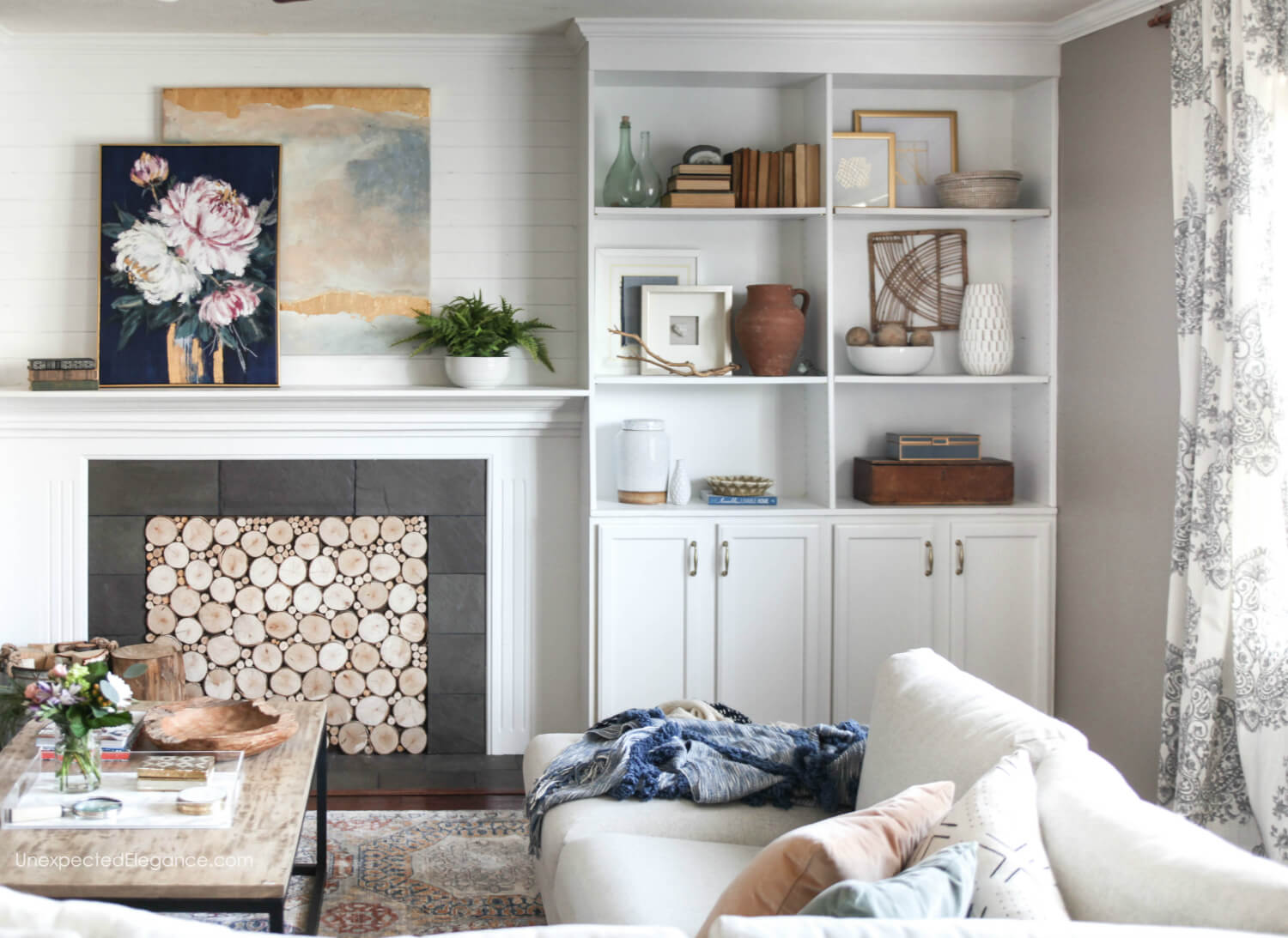 Spring Living Room Touches To Give Help Freshen Up Your Home