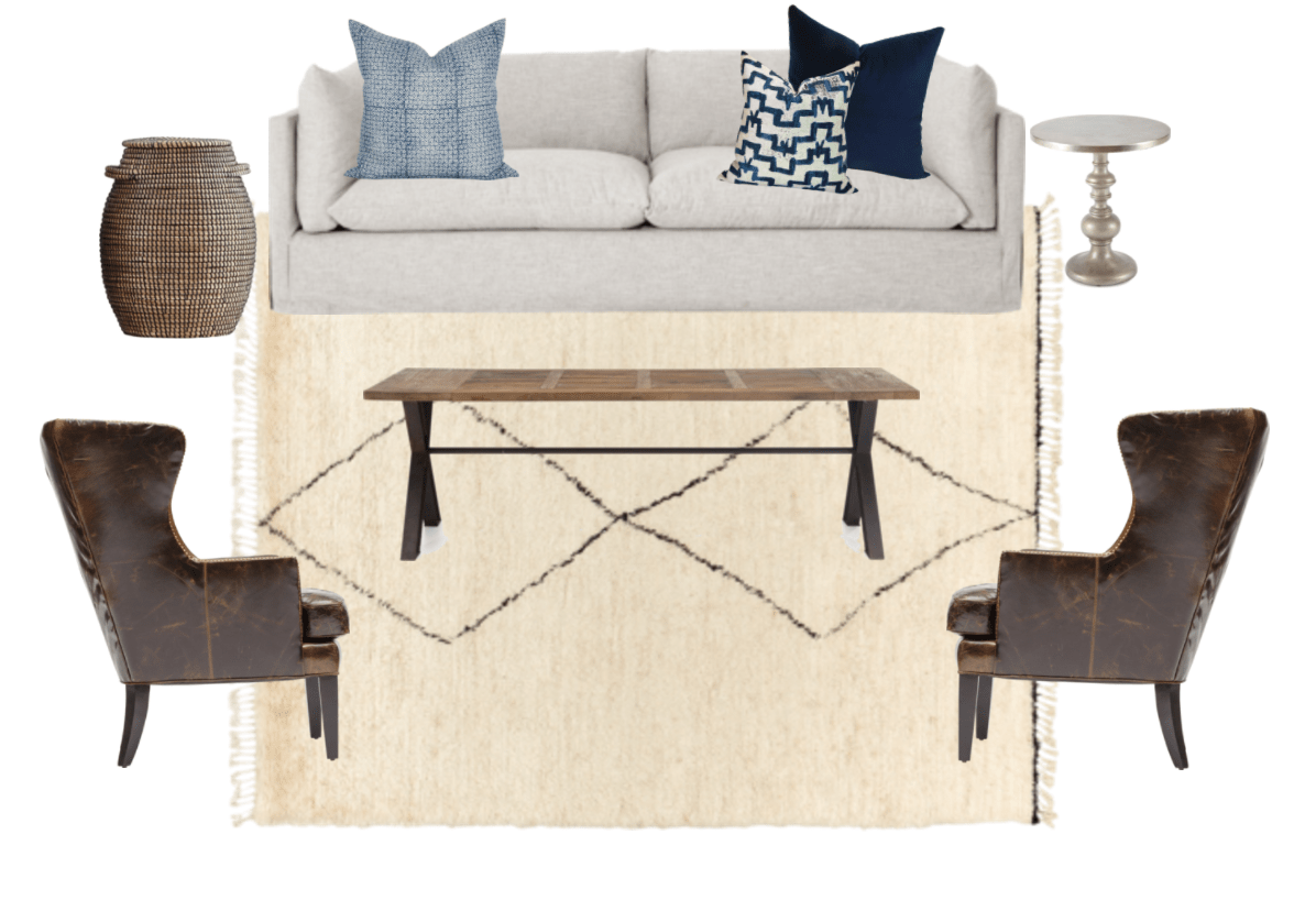 Check out to pick the perfect rug for your room and budget! #rugoptions #rug #homedecor