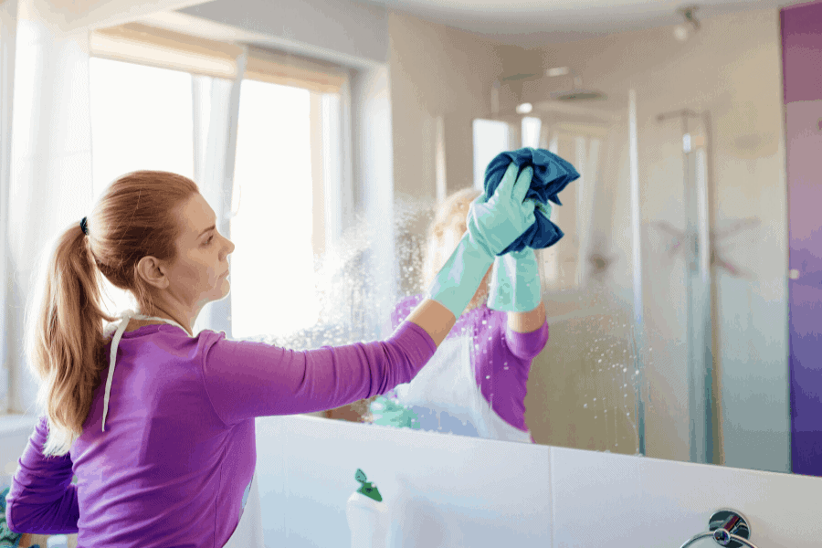In need of some cleaning motivation? These cleaning inspiration tricks will help you get motivated to clean when you're overwhelmed by the mess.