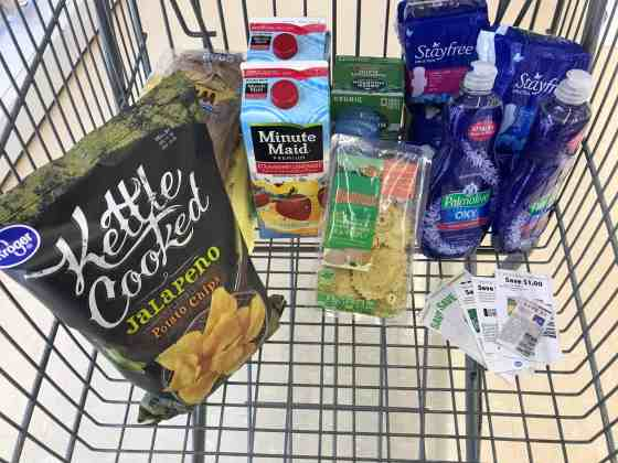 how to save money at Kroger