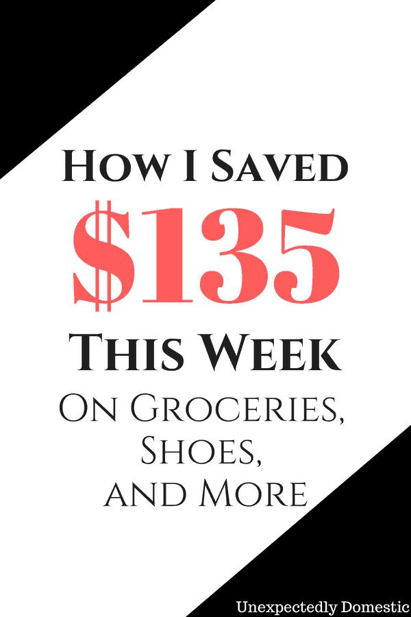 Easy money saving tips