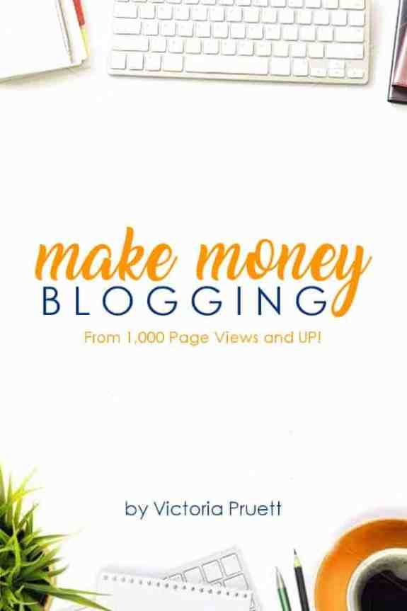 Make Money Blogging At Any Level book review