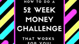 15 Money Saving Challenge Ideas (with something for every budget!)
