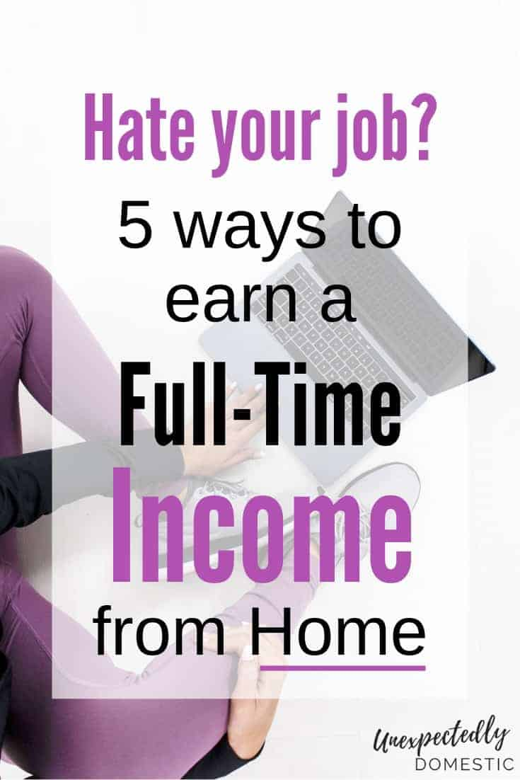 Learn how to make money from home with no experience and no degree! These side hustles and work from home jobs allow you to earn extra money on the side.