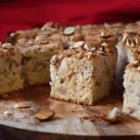 Almond Apple Cake: An Easy Apple Dessert