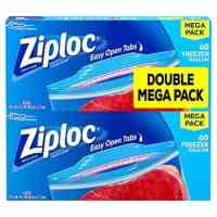 Gallon Ziploc Freezer Bags