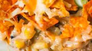 Doritos Casserole with Ground Beef