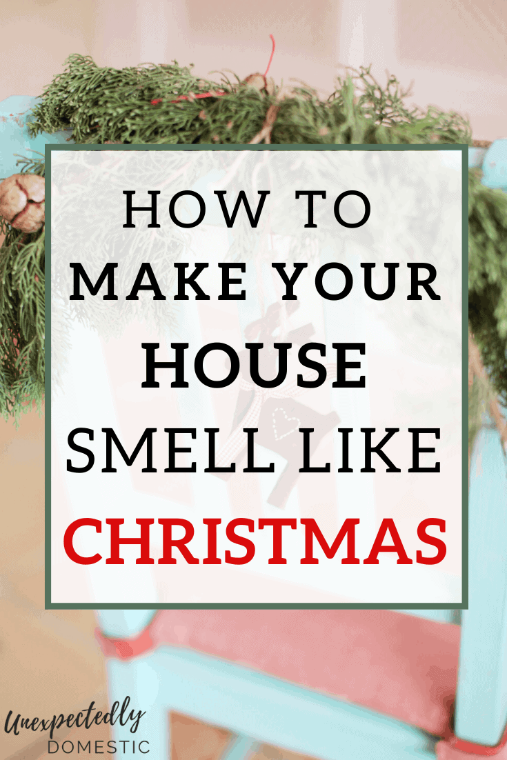 How To Make Your House Smell Like Christmas 15 Easy Tricks