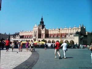 Krakow City Centre