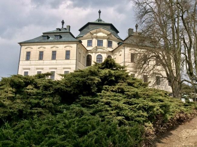 A photo of Charles' Crown Castle - Chlumec nad Cidlinou, Czechia