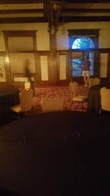 Ghost And Orb Caught Stanley Hotel - Ghosts