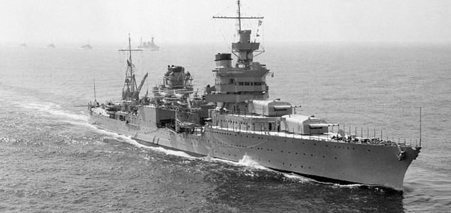 USS Indianapolis wreck found 70 years on  Unexplained