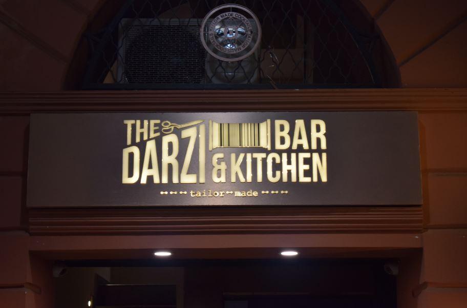 The Darzi Bar and Kitchen