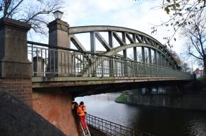 Hüxtertorbrücke in Lübeck, Foto: ADAC