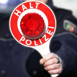 Halt, Polizei! Foto: Polizei Mettmann.