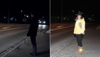 Sicher durch die dunkle Jahreszeit: Reflektoren sorgen für mehr Sicherheit  - Unfall-Magazin
