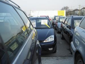 Gebrauchtwagen zu verkaufen. Foto: ADAC.