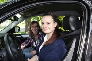 Begleitetes Fahren senkt die Unfallwahrscheinlichkeit. Foto: ARCD.