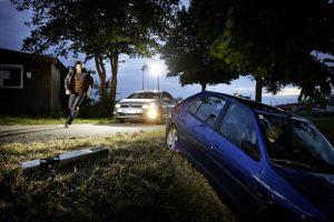Nach einem Unfall sind für Verletzte vor allem die ersten Minuten entscheidend. Foto: ADAC / Dirk Bruniecki.