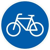 fahrradweg-schild