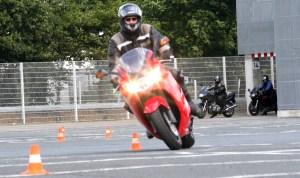 Der ACE fordert Stabilitätsprogramm für alle Motorräder. Foto: ACE / Meliha Sarper.