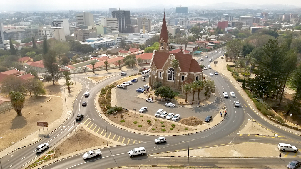 252 Windhoek Namibia  Unfamiliar Destinations