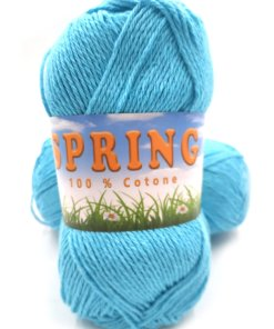 Spring - 100% Cotone