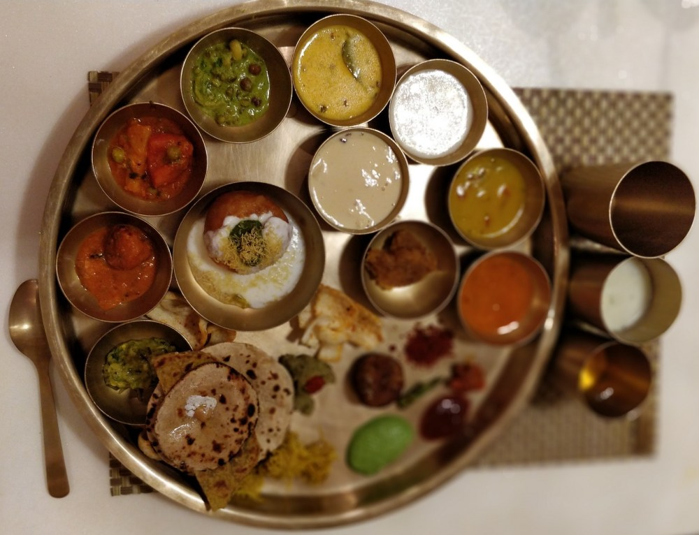 Unlimited Veg Thali