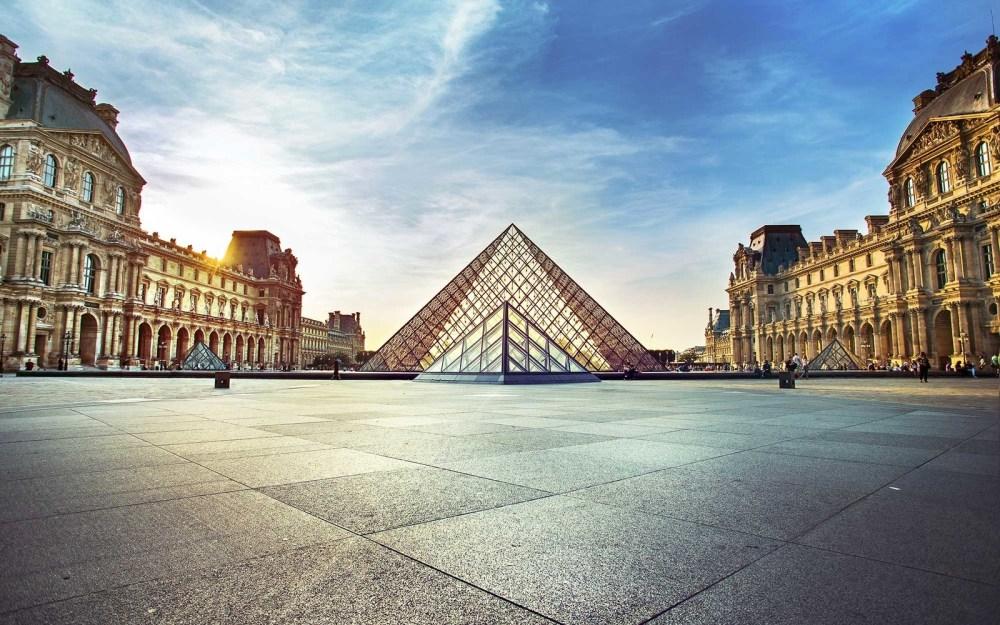 Palais du Louvre.