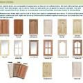 Fotos home oak steamed burn dresser 4 glass doors 4 doors