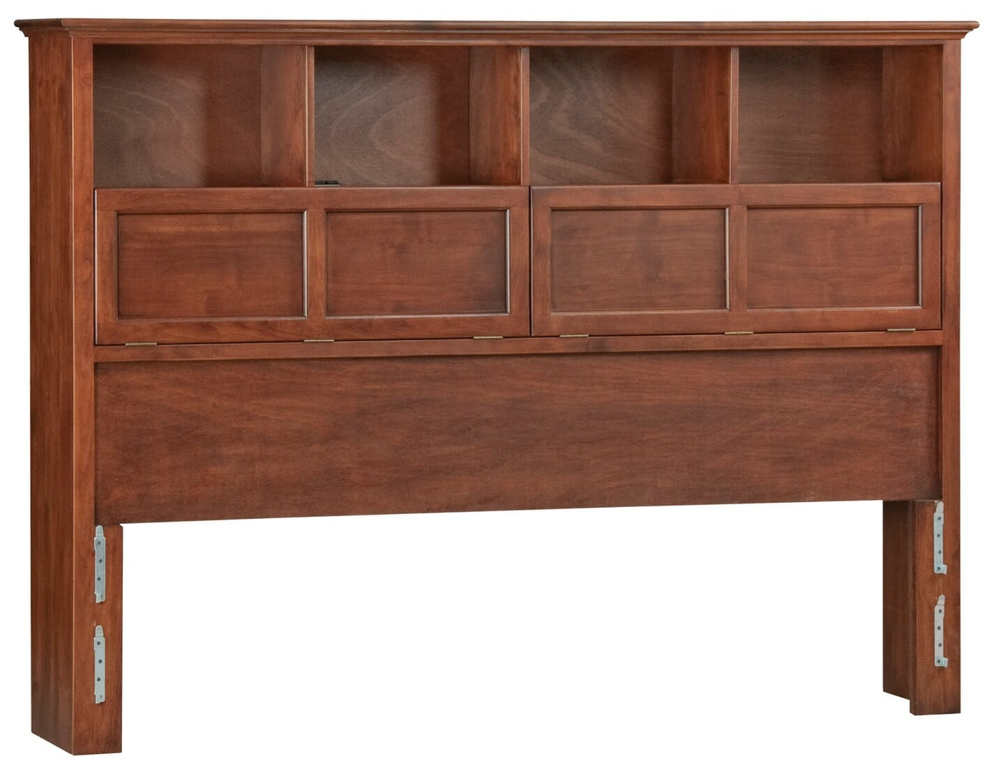 1382 Mckenzie Cal King Bookcase Headboard