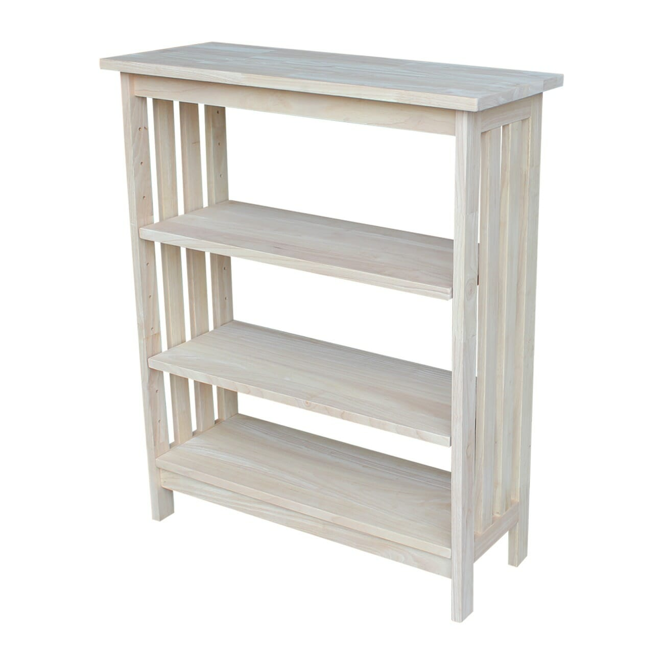 Sh 3630m 36 Inch Tall Mission Bookcase