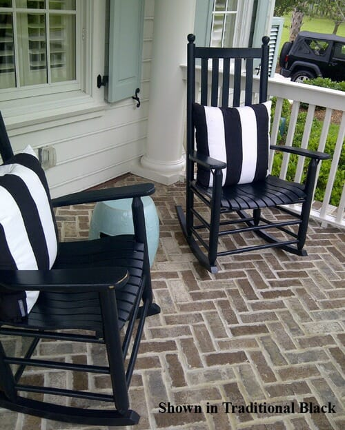 troutman rocking chairs price cracker barrel high chair unfinished furniture of wilmington