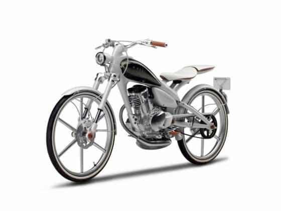 Yamaha Y125 Moegi Kavramı