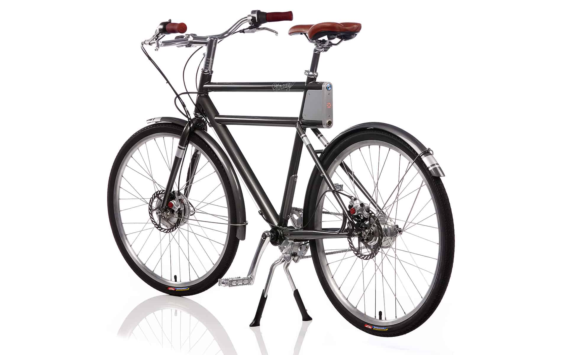 Faraday Porteur S Electric Bicycle
