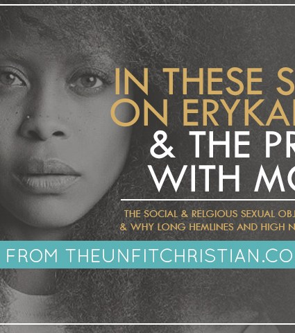 In These Streets: On Erykah Badu & the Problem with Modesty