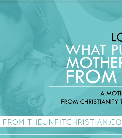 Losing It: What Pushes a Mother Away from God?