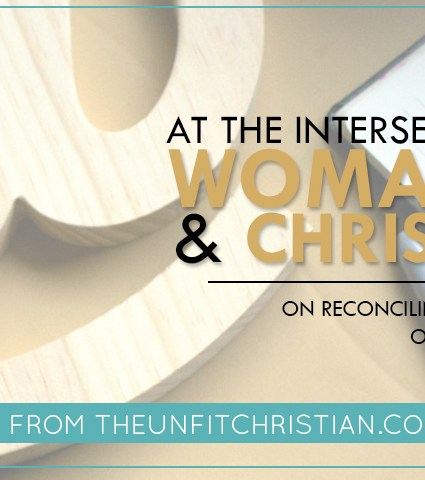 At the Intersection of Womanist & Christian