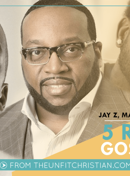 On Marvin Sapp, Jay Z, & 5 Reasons Gospel Music Flops