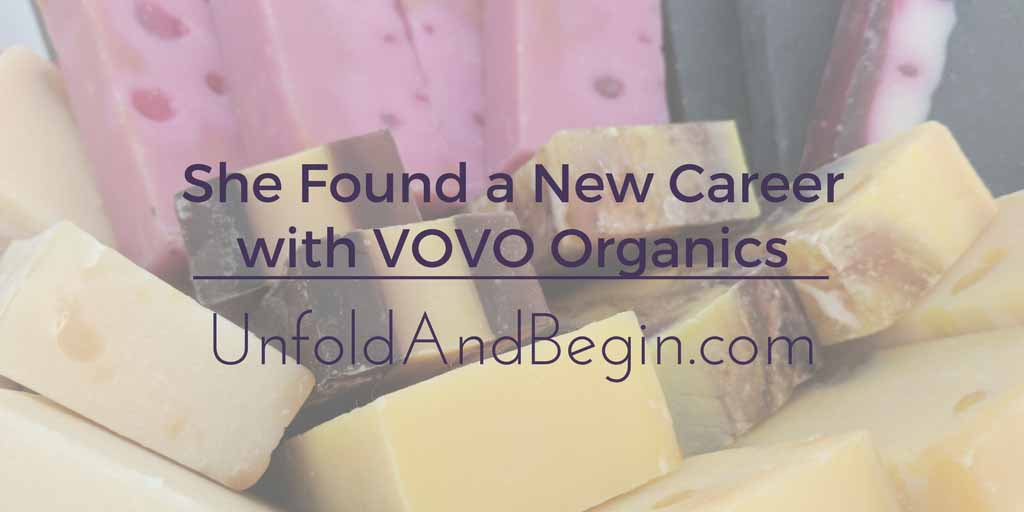 She Found a New Career with VOVO Organics
