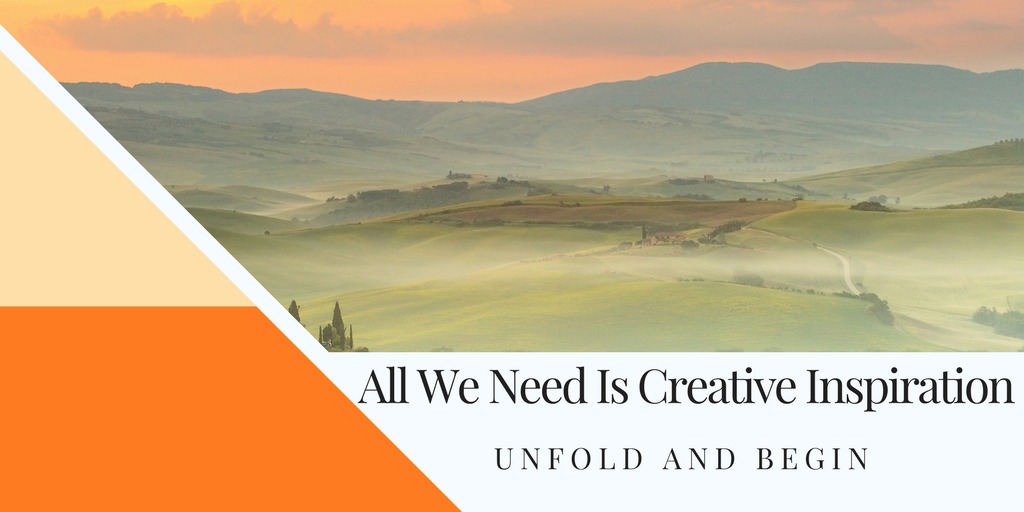 All We Need Is Creative Inspiration